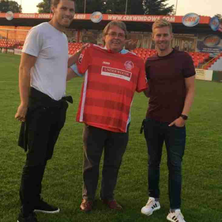 LATEST TWO SUPERB SIGNINGS FOR THE TUDORS