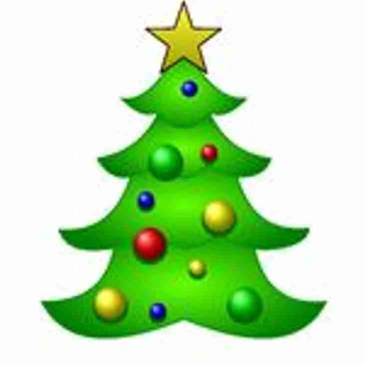 HHTFC CHRISTMAS LUNCH