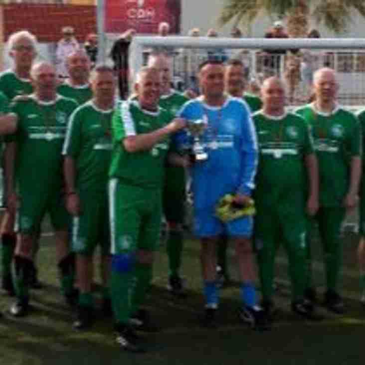 Hemel Hempstead Town FC Walking Football Team