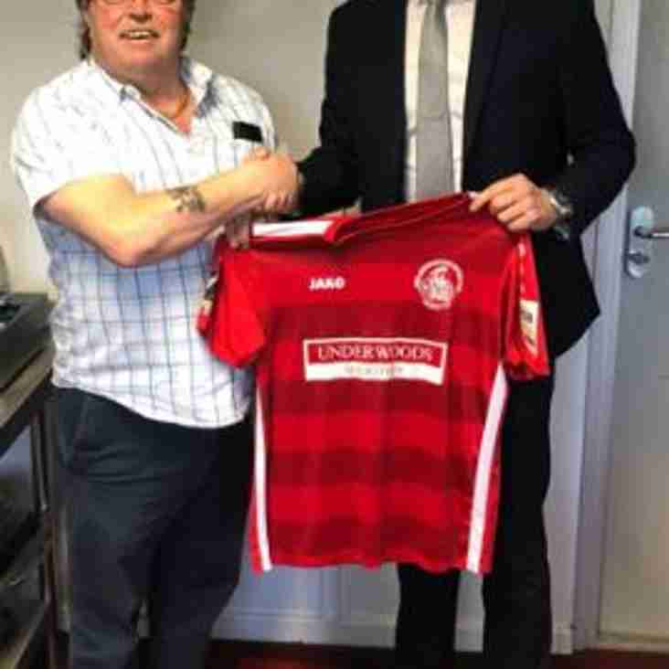 LATEST NEW SIGNING AT VAUXHALL ROAD