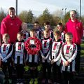 Narborough Foxes U10's  vs. Coalville Town Football Club
