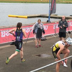 Nottingham Sprint Tri 2017