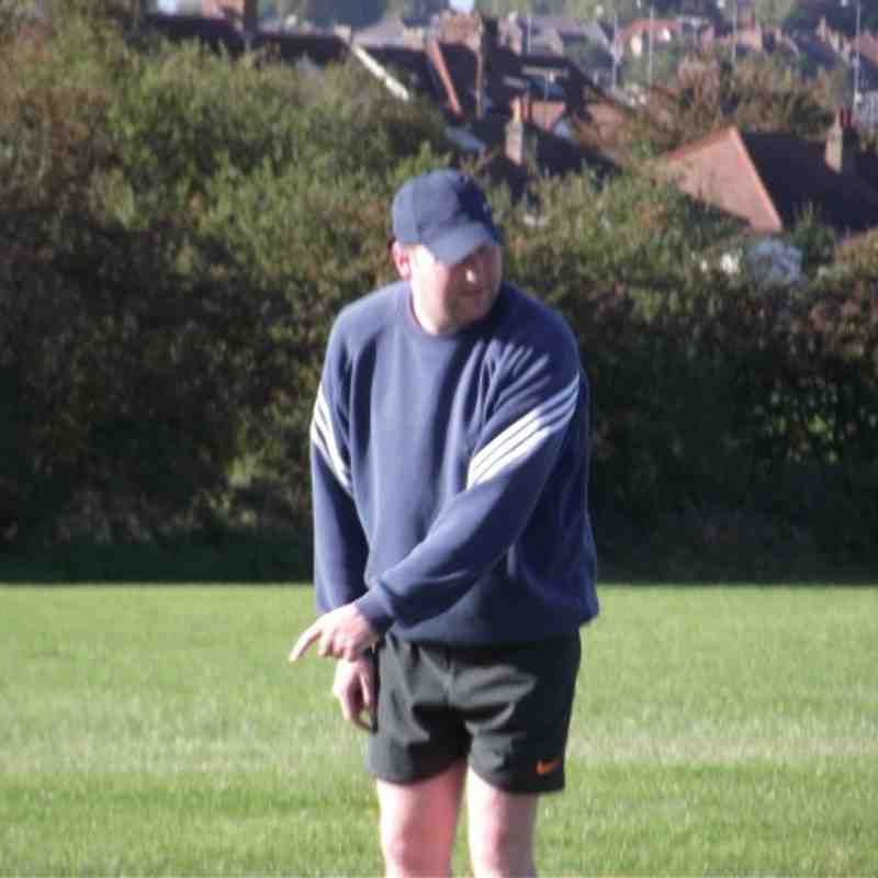 Tag Training and V Hackney