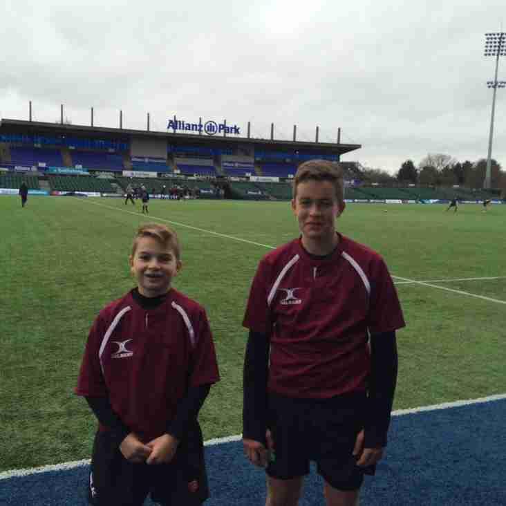 Under 13's make debut for Essex