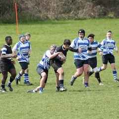 Under 13's home to Chingford