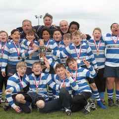 Under 11's Essex cup festival Sunday 24th April 2016 at Thurrock RFC