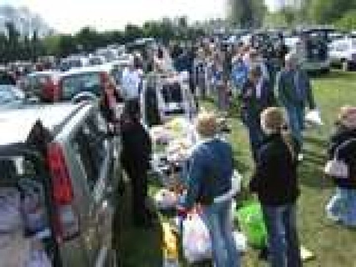 Woodford Car Boot Sale