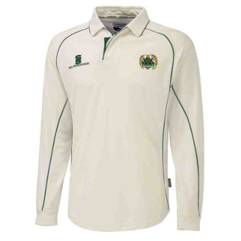 WCC On-field playing shirt (Long Sleeve)