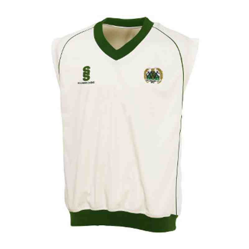 WCC On-field sleeveless sweater