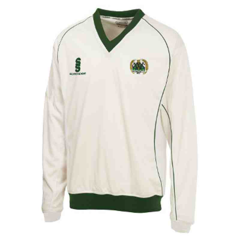 WCC  On-field long sleeve club sweater