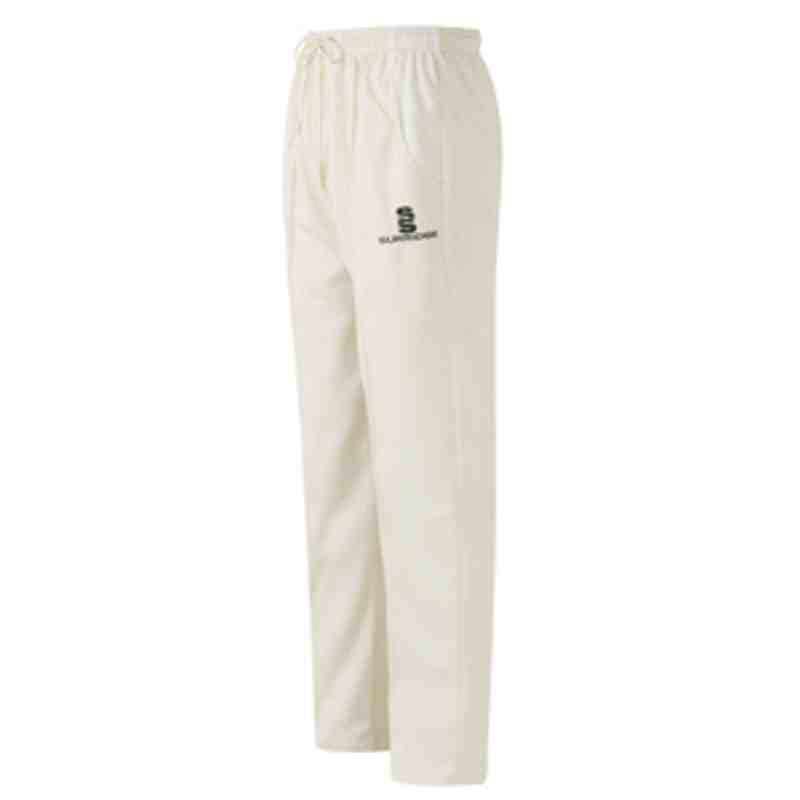 WCC On-field cricket trousers