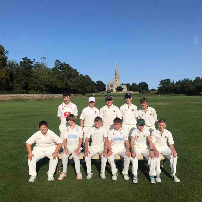 Under 15 Tour 2018 - Norfolk
