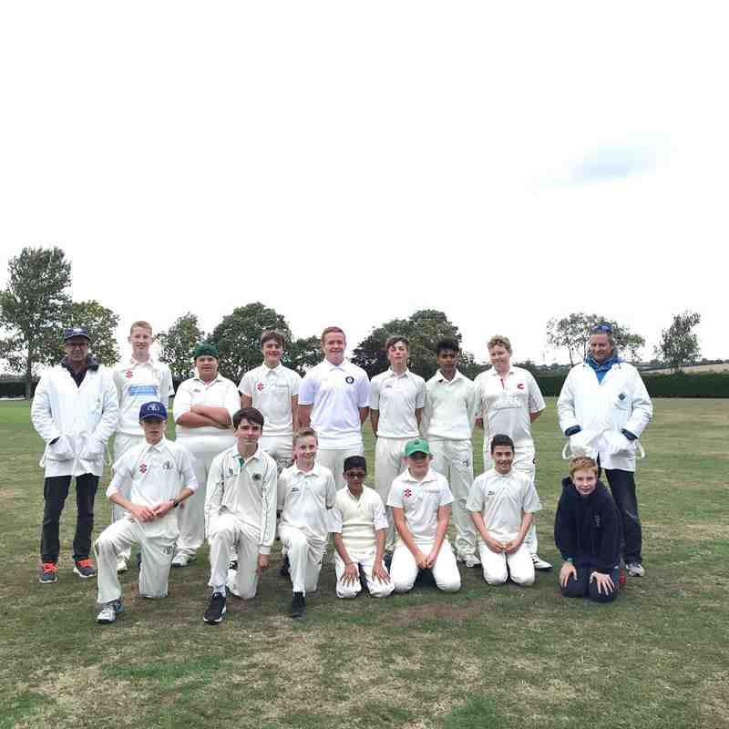 2018 S G Ivens Single Wicket Competition (08/09/2018)