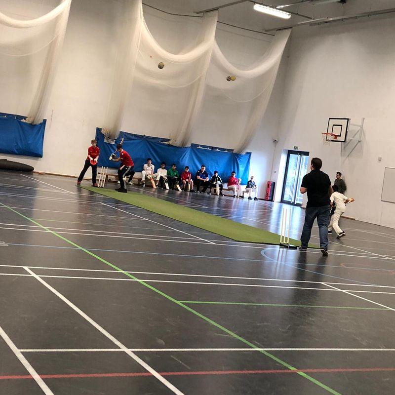 Under 13 Pre-season nets and training
