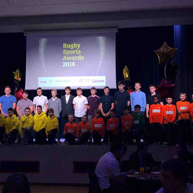 Rugby Sports Awards 2018