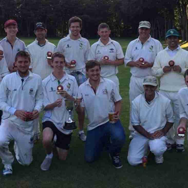 Winchmore Hill t20 Winners 2014