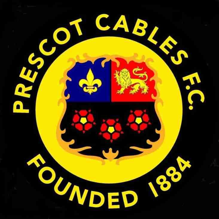 Prescot Cables Ladies Team