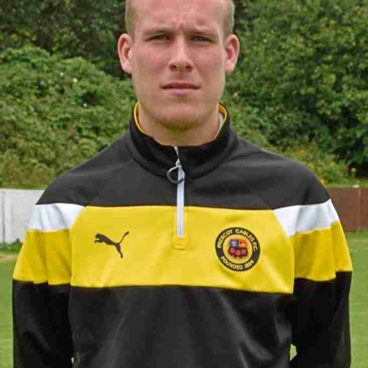 James Edgar signs for Cables