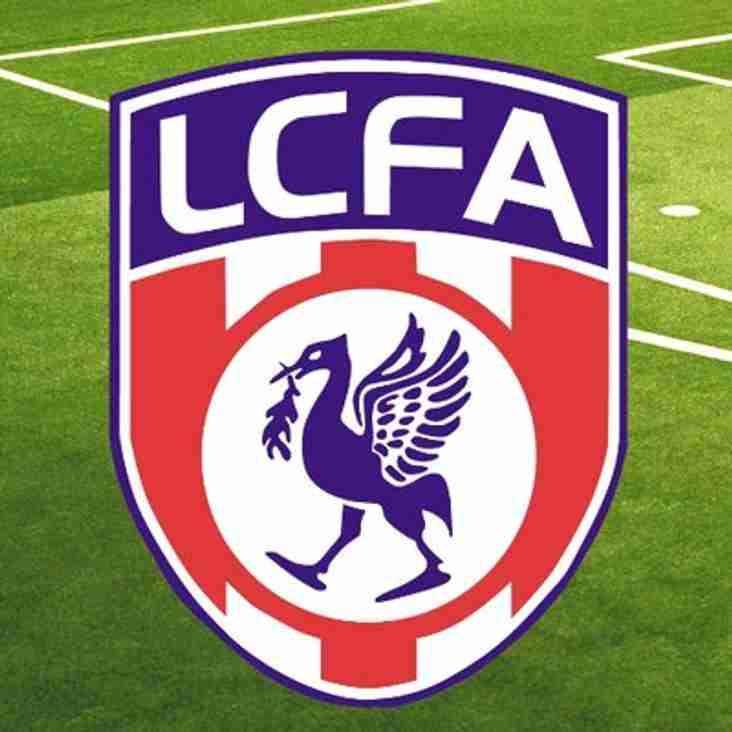 Liverpool Senior Cup Final Details