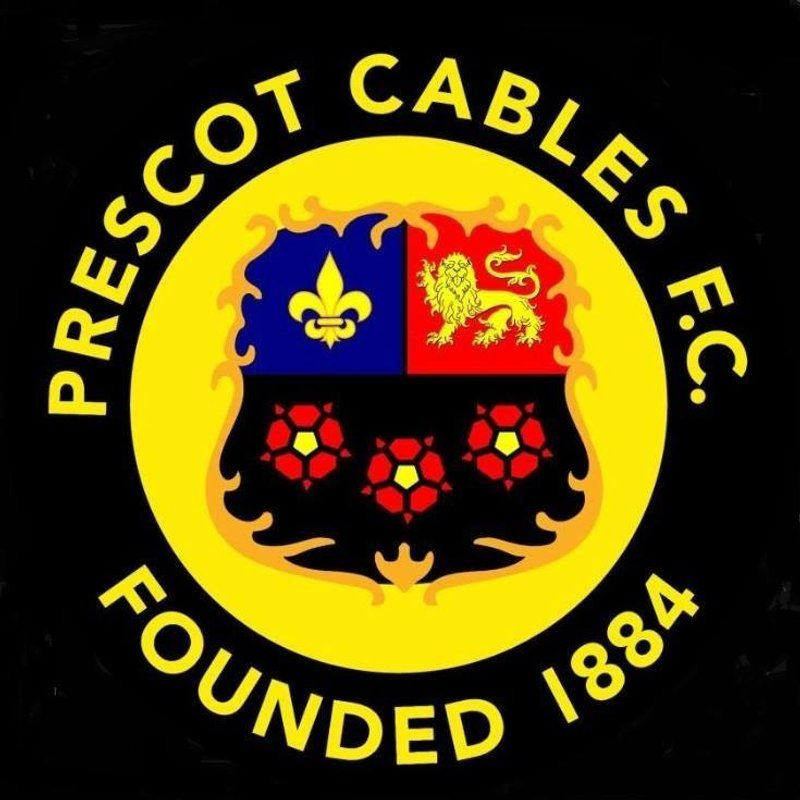 PRESCOT CABLES OFFICIAL CLUB STATEMENT
