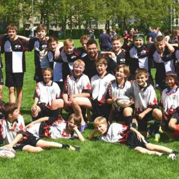Season in Review - Rugbyschool Basel
