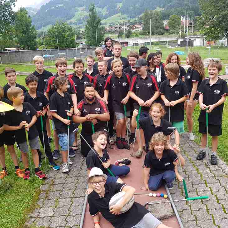 Junioren Weekend in Frutigen 2017