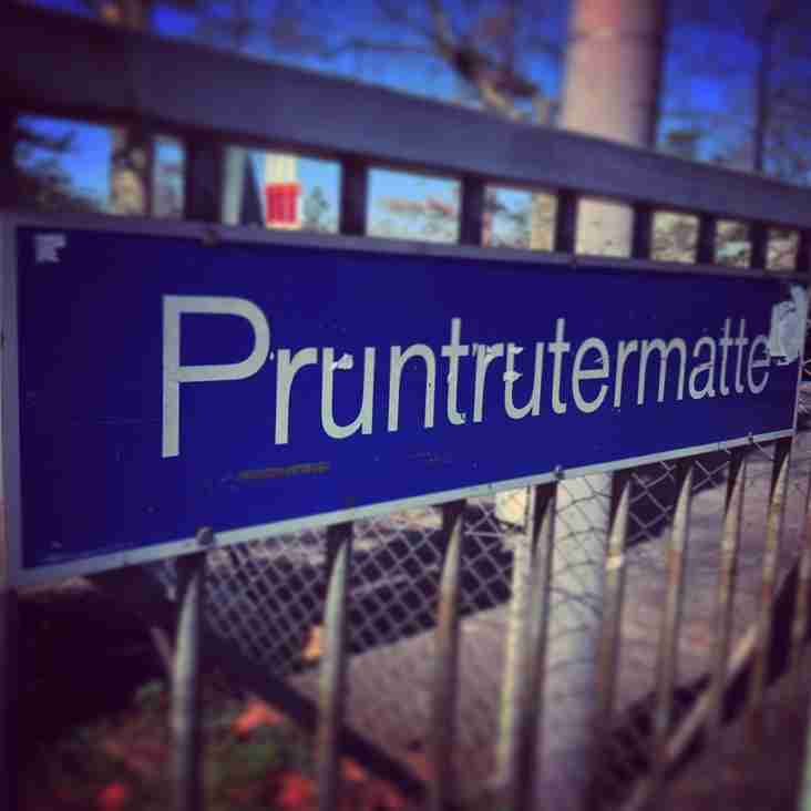 Back at Pruntrutermatte