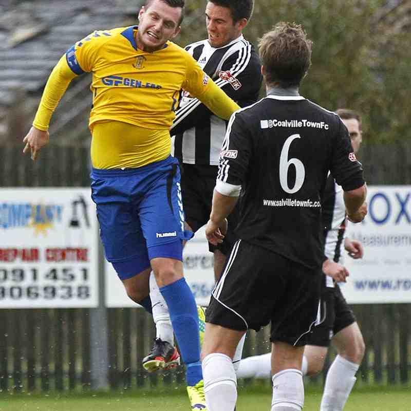 Stocksbridge Park Steels FC v Coalville Town FC