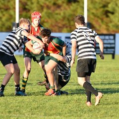 Chinnor Colts V Beaconsfield Colts