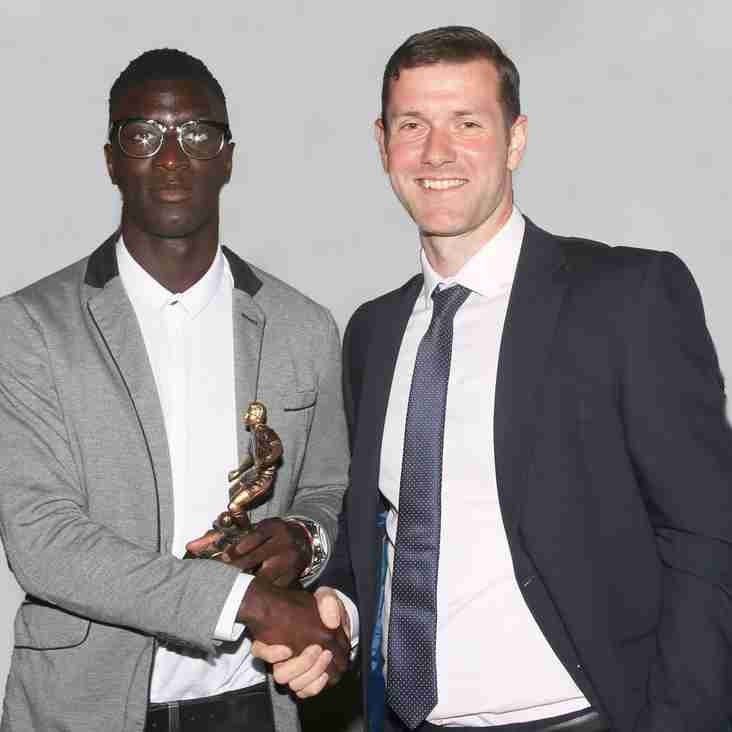 Lassana Natatche Claims Players Player of the Year
