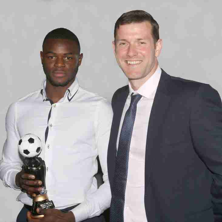 Jacques Kpohomouh Scoops Supporters Player of the Year