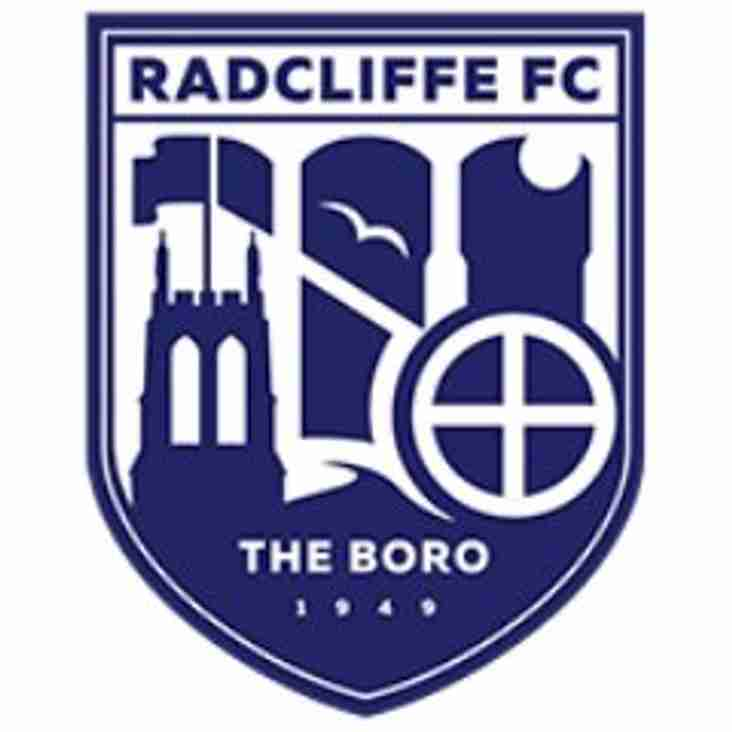 Witton Albion 3 Vs 0 Radcliffe Integro League Cup Match Report:
