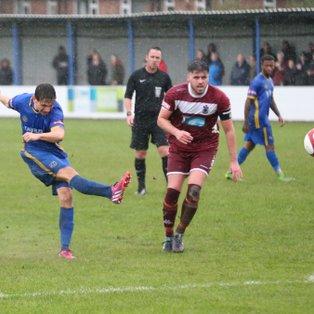 Radcliffe 2 Vs 1 Colwyn Bay Match Report:
