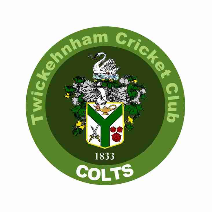 Raising money for a new bowling machine for the colts