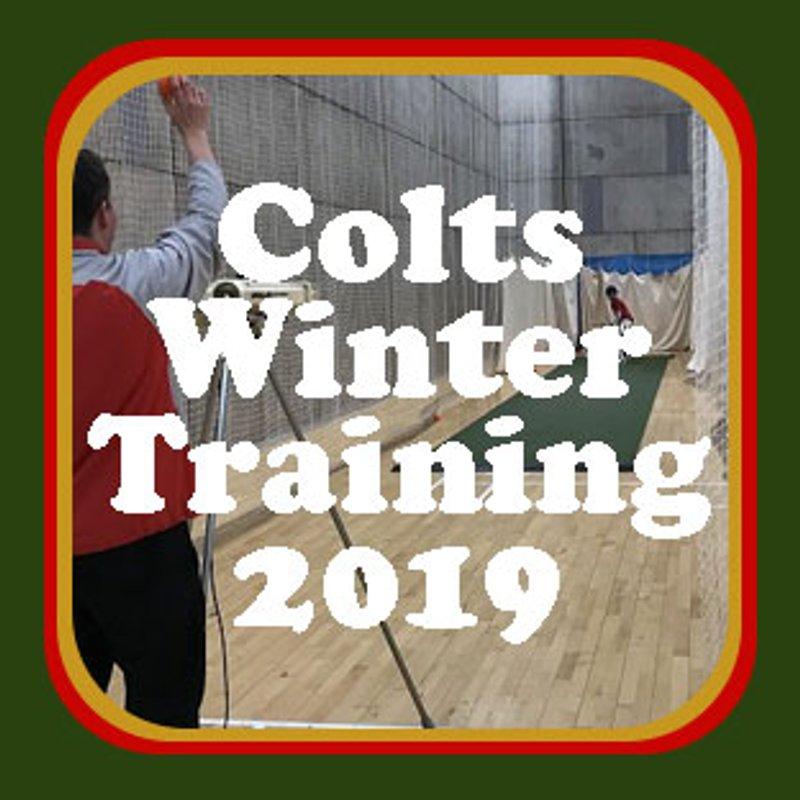 Colts Winter Training 2019