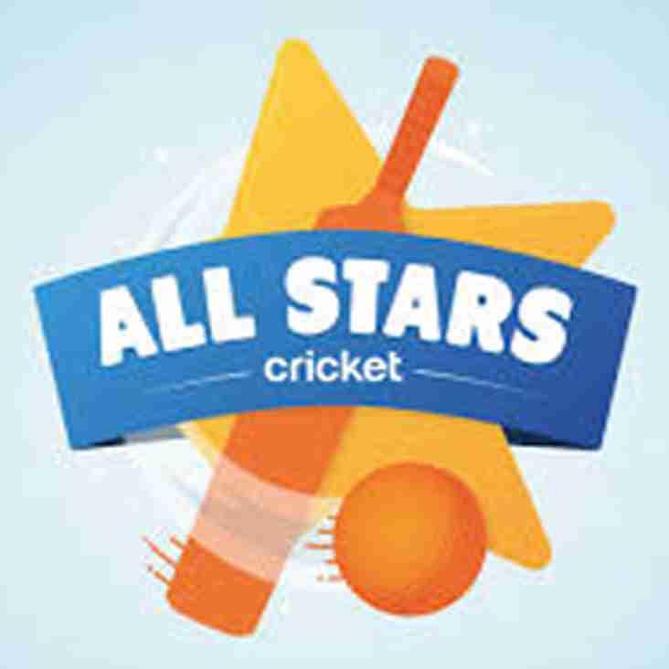 All Stars Cricket at Twickenham CC - 2019 dates