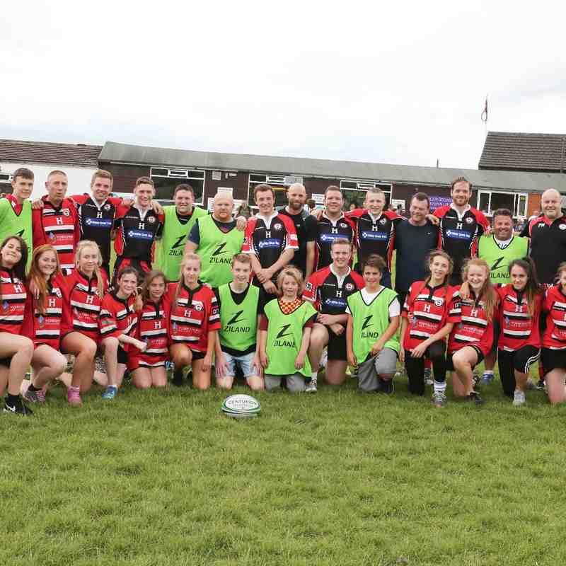 Baildon Carnival 11 July 2015 @ Baildon Rugby Club