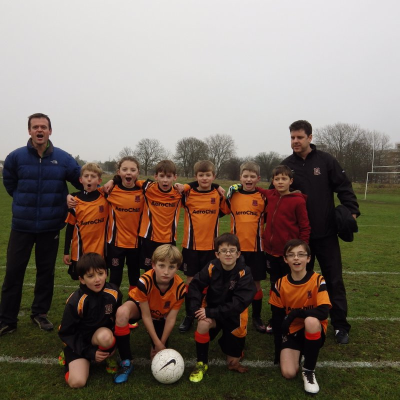 House of Windsor humbled by mighty U11 Lions