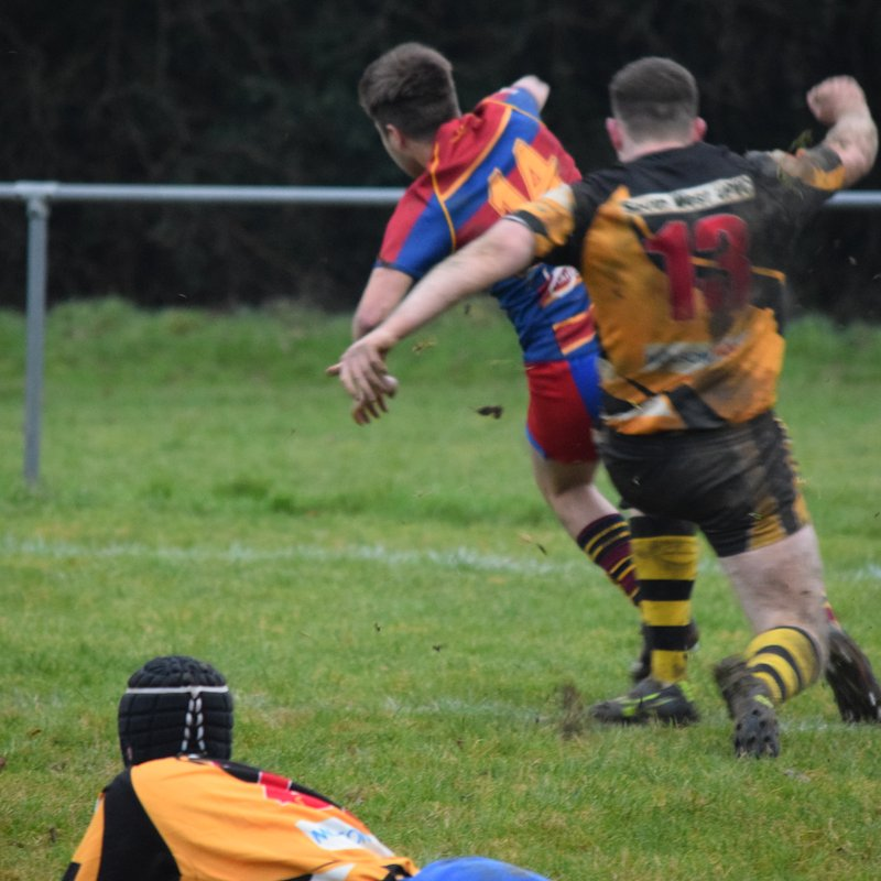 Old Cryptians Vs Coney Hill 07/01/2017