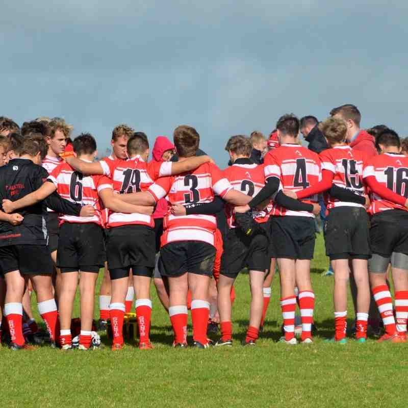 Under 15s Perranporth Home 16.10.16