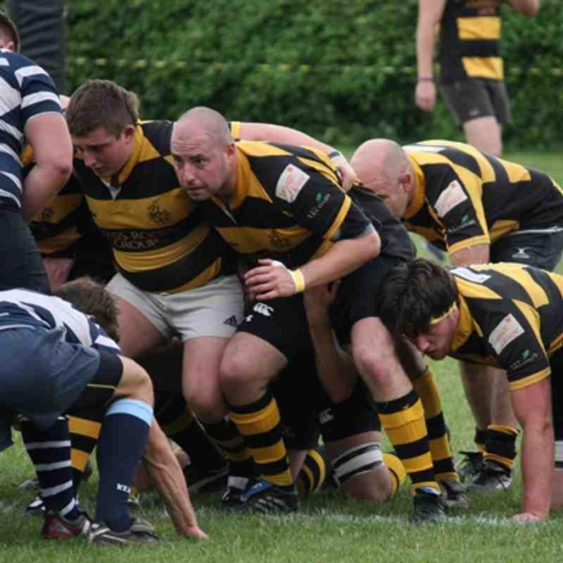2nd XV v Westcombe Park (03.09.11)