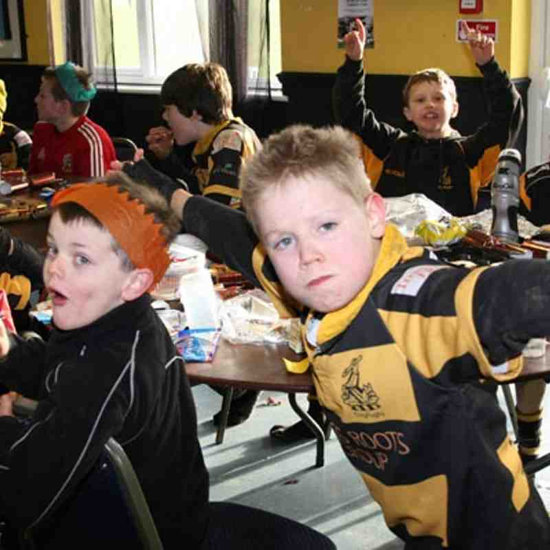 Winning Try Christmas Camp 20.12.11