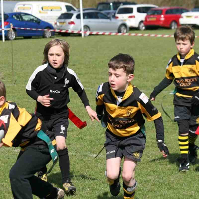 U7s Herts County Tag Festival (21.4.13)