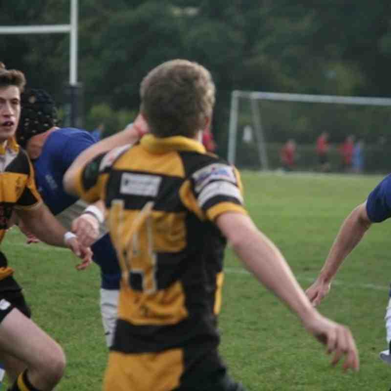 Tring Rugby 2 v Bishops Stortford 3 (12.10.13)