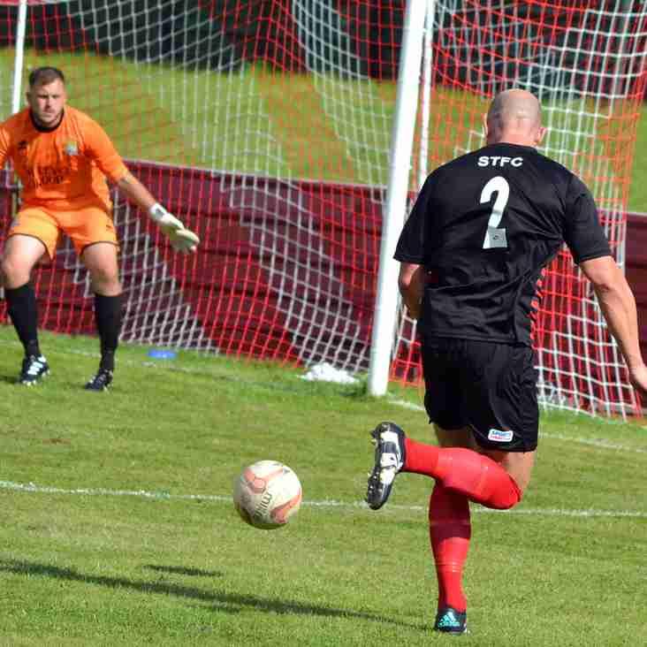 Glasshoughton Welfare Match Report