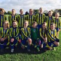 Leek Town U13 Girls beat Walsall Ladies