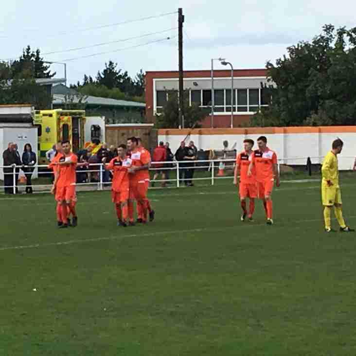 Friday Win Against Nantlle Vale