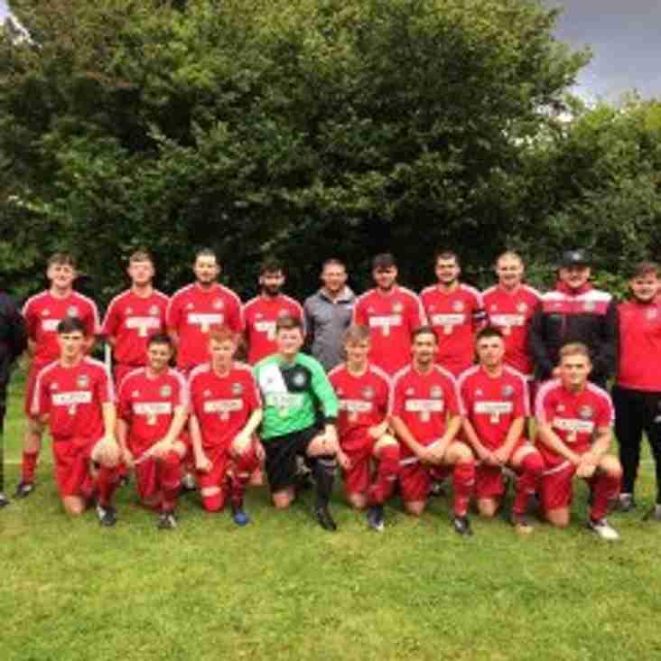 Saturday's Game at Llandudno Albion - Match Report