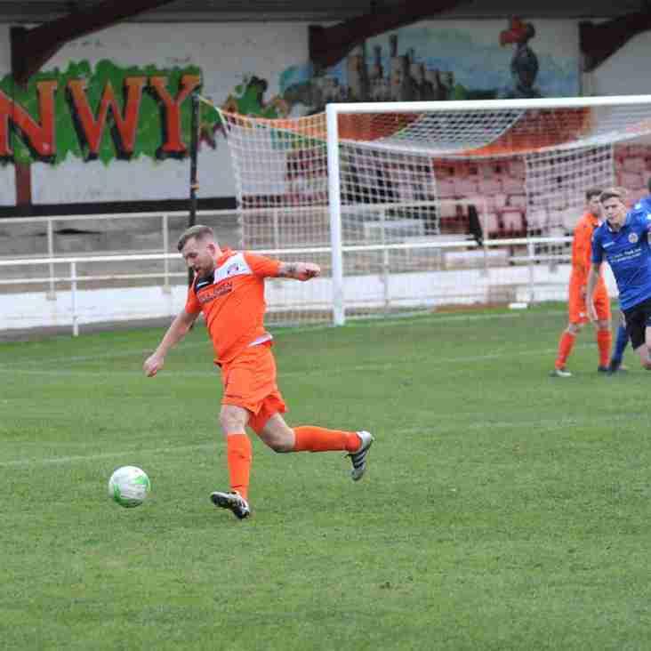 Conwy Vs. Penrhyndeudraeth 2-0 Win - Match Report