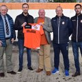 MEL OWEN Electrical solutions continues on-going sponsorship of Conwy Borough FC into 2018!